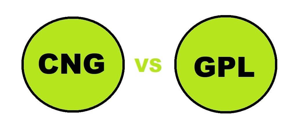 Se poate folosi GPL in masinile care ruleaza pe CNG?