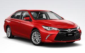 Taxiurile hibride electrice Toyota din Melbourne
