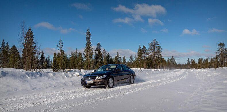 Masinile pe GPL in timpul sezonului rece