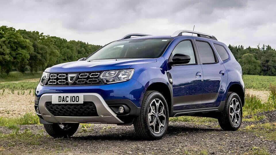 Dacia Duster cu instalatie gpl din fabrica